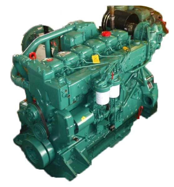 Volvo Marine Generator Engines